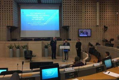 Conférence : «Le cyberespace, un espace stratégique»